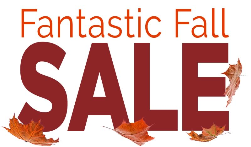 Francis Furniture Fantastic Fall Sale