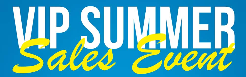 Francis Furniture VIP Summer Sales Event