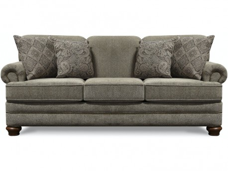Reed Sofa with Nails Collection
