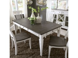 Allyson Park 5 Piece Rectangular Table Set