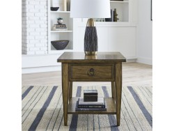 Verona Valley 1 Drawer End Table