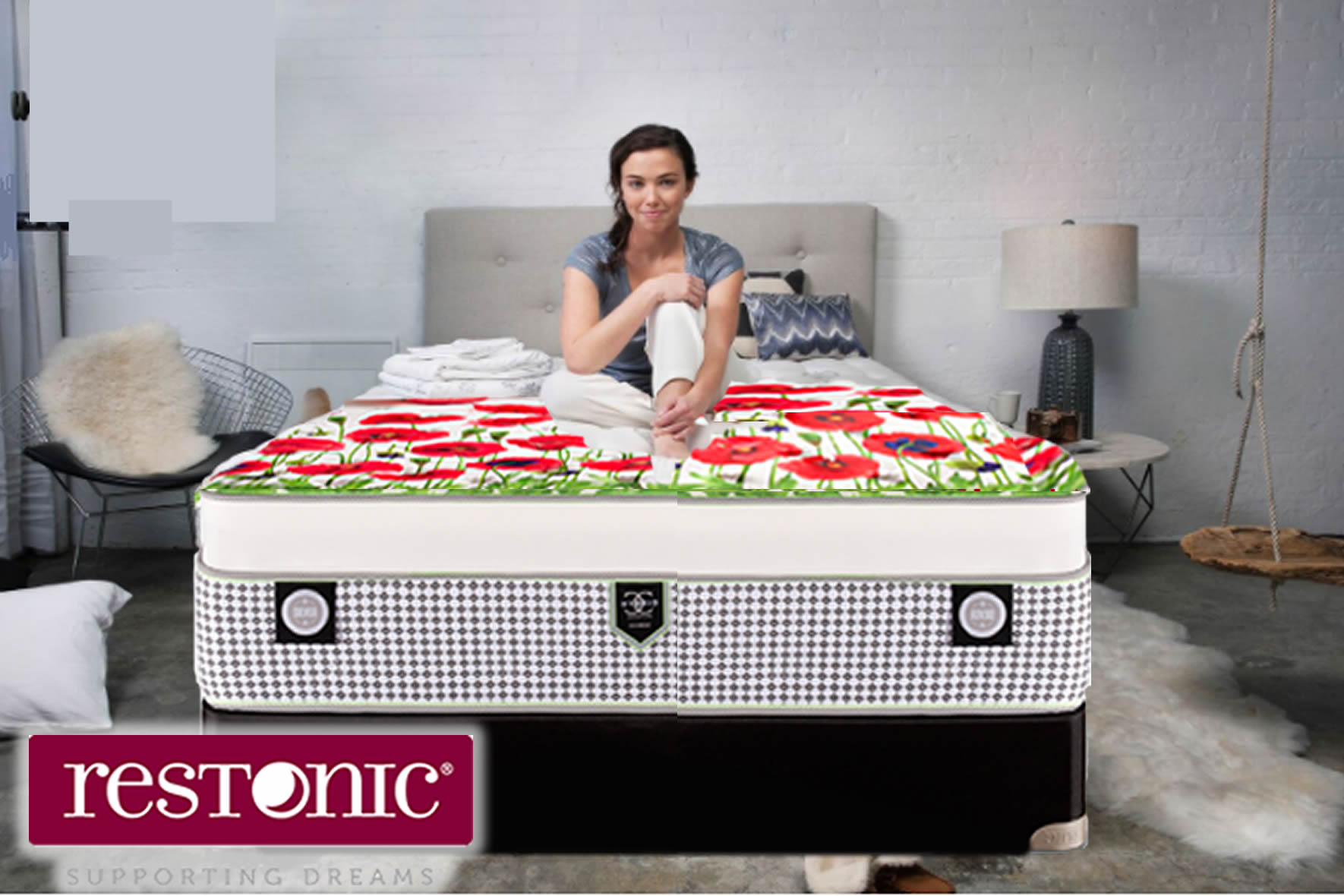 Restonic Field Of Dreams Mattress