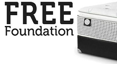 Free Foundation Mattress Sale